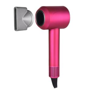 Professional Hair Dryer High Speed Hairdryer Temeperature Control Salon Dryer Hot &Cold Wind Negative Ionic Blow Dryer
